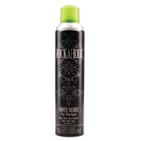 TIGI Rockaholic Dirty Secret Dry Shampoo 300ml